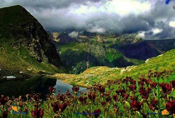 گردشگری طبیعت ارتفاعات