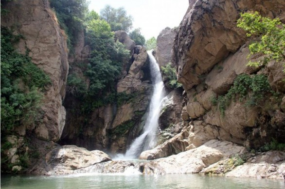 آبشار شملکان